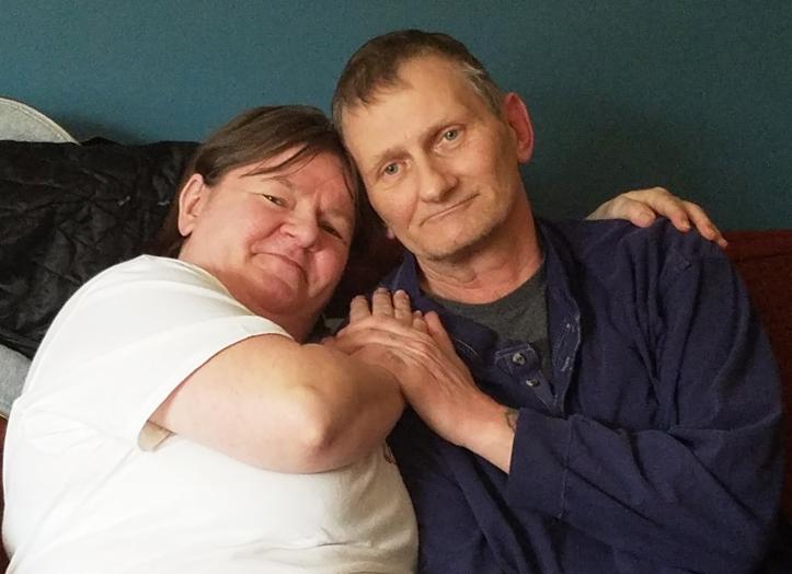 couple help with rent crop